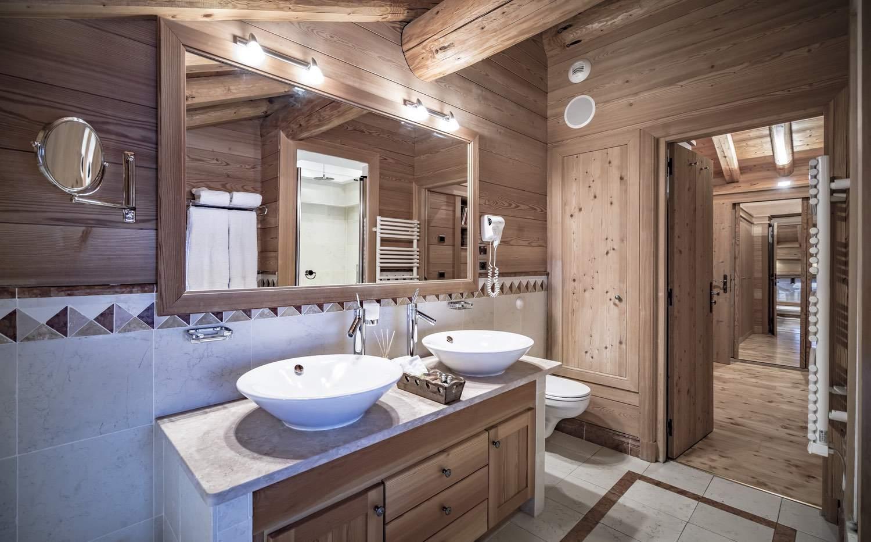 Cristal A - salle de bain - double vasque