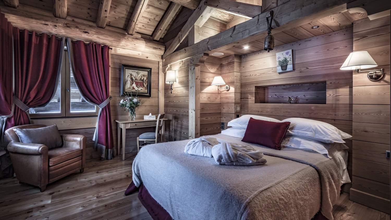 Cristal A - grande chambre à coucher