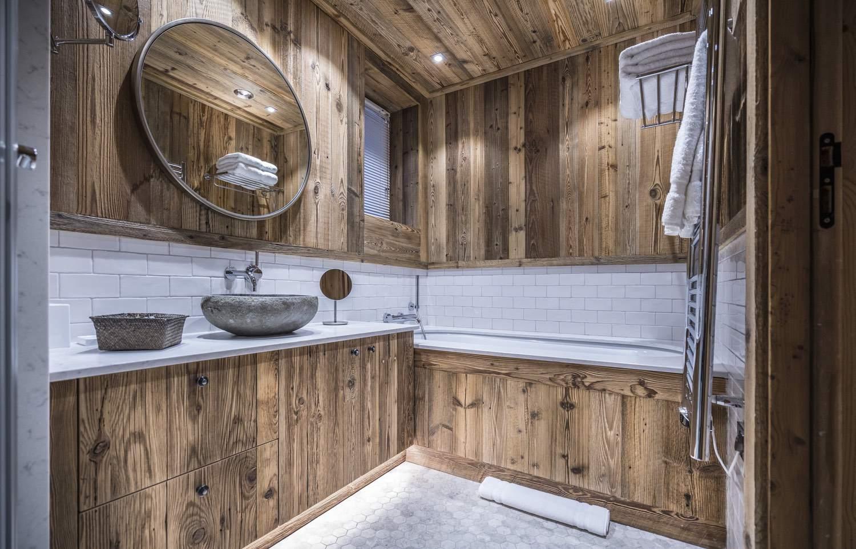 Cristal B - salle de bain baignoire